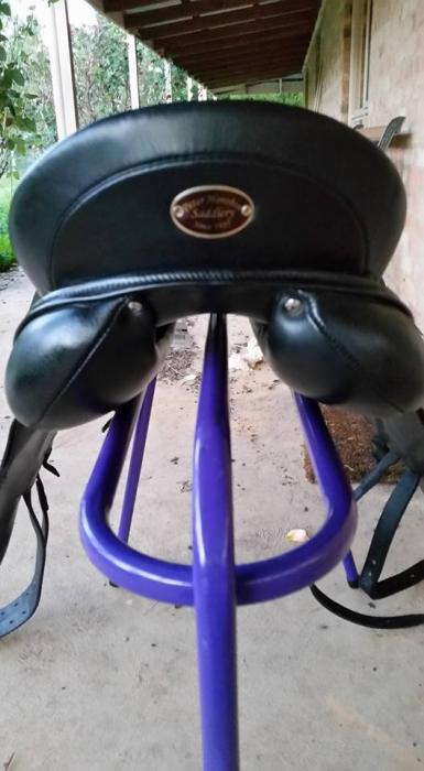 Peter Horobin Alivia monoflap Dressage saddle