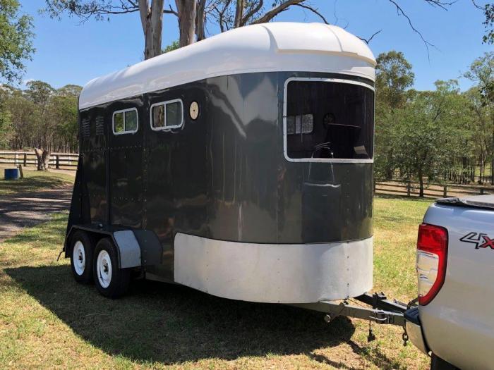 Ranch trailer - suit new float buyer