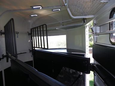 front storage box & overhead rack