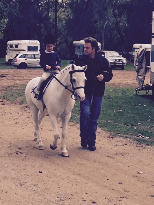 San-del Pedro Amazing, Safe Lead Rein Pony