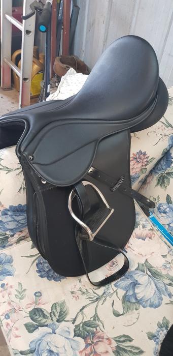 Kincade AP saddle