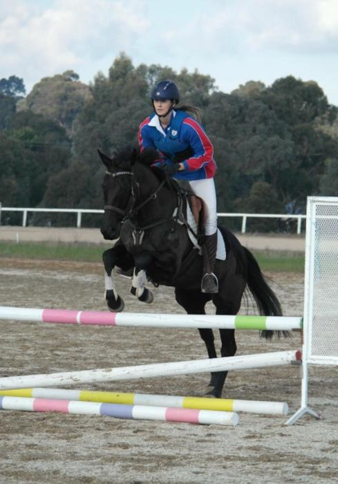 Eventer in the making!!