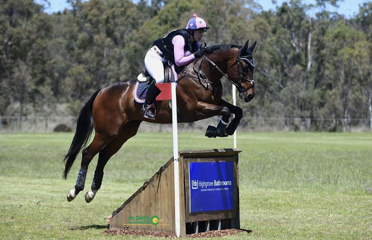 TALENTED 1* EVENTER
