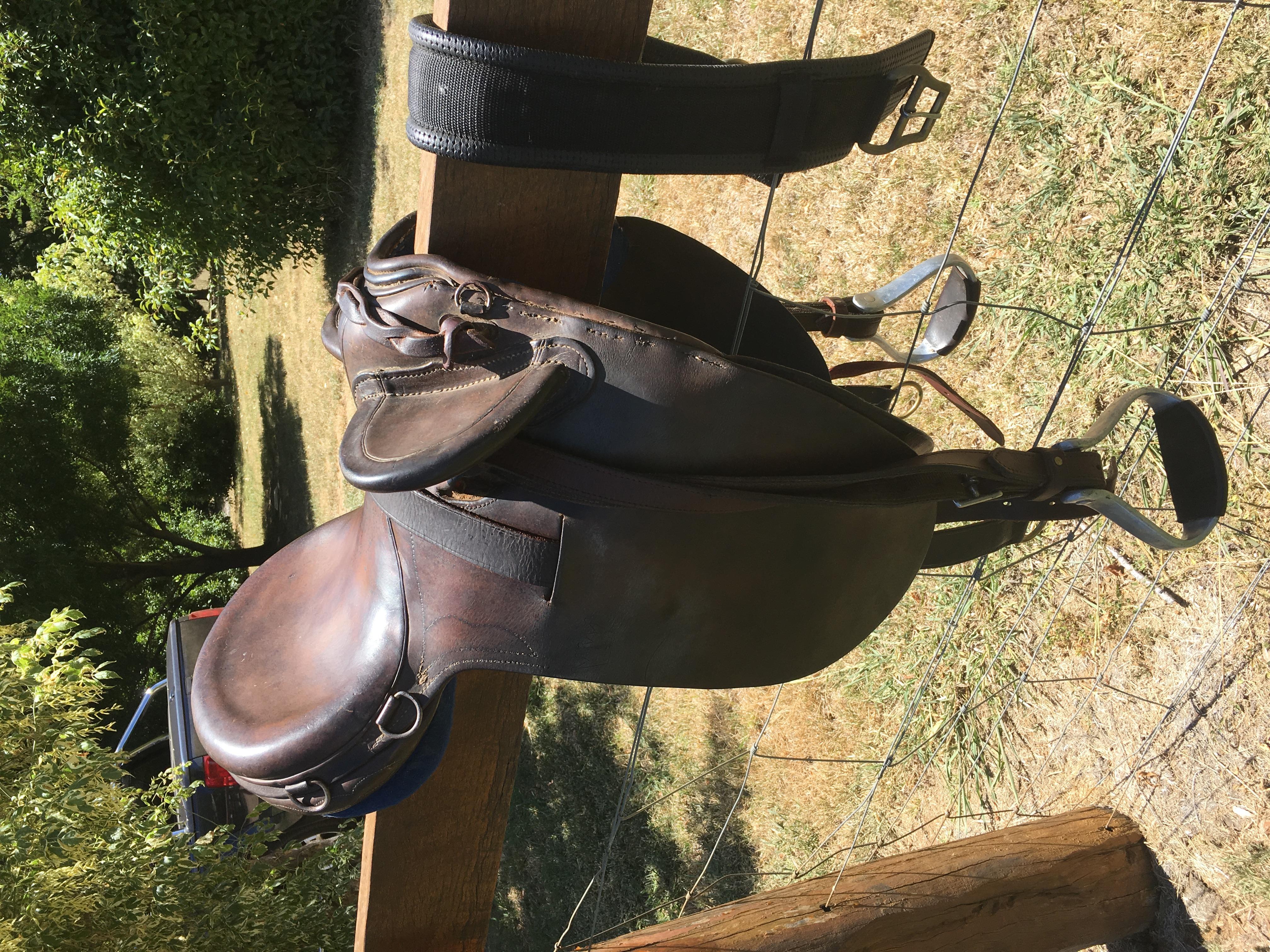 Alaskan King Stock Saddle