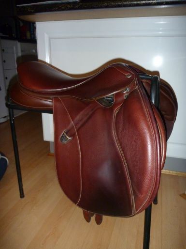 Saddle Unmounted