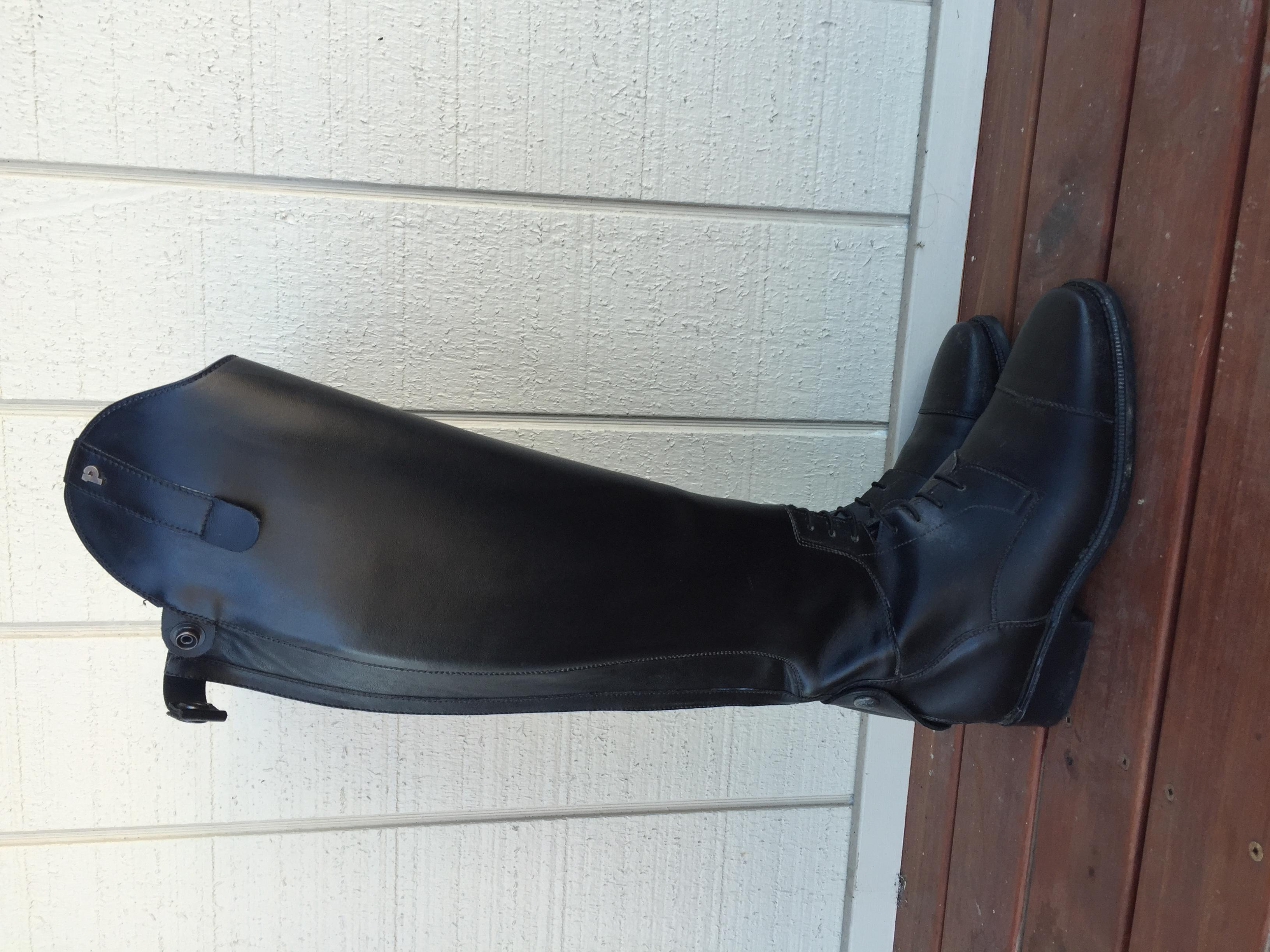 New Petrie riding boots