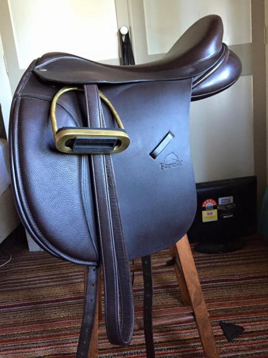 Parelli Fluidity GP Saddle (super wide)