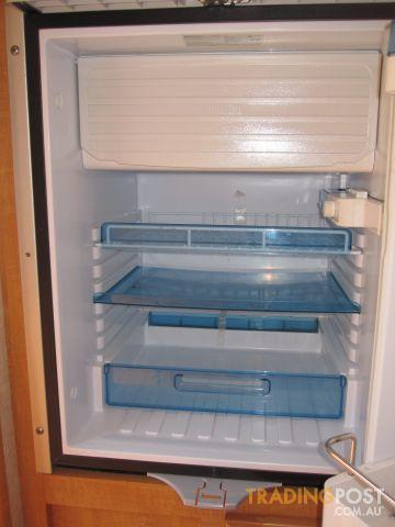 fridge inside