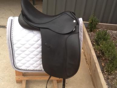Anky saddle