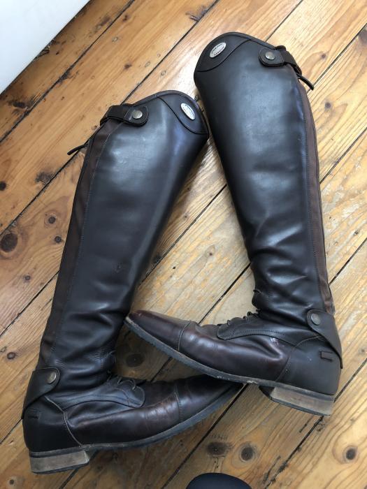 Parlanti Miami Long Boots