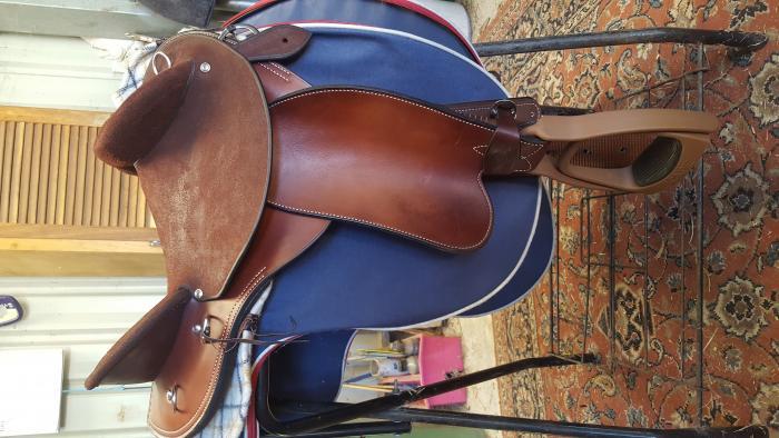 Kent Equaliser Saddle