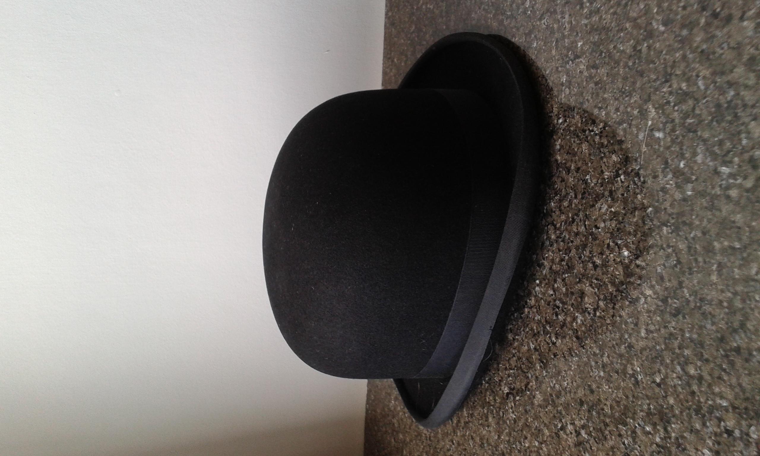 Bowler Hat-Ladies Show Bowler