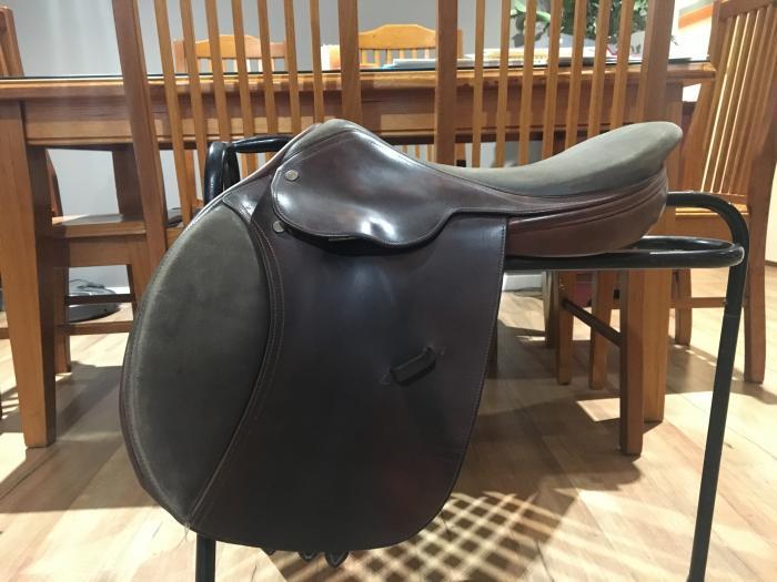 Wentworth Grandprix Saddle