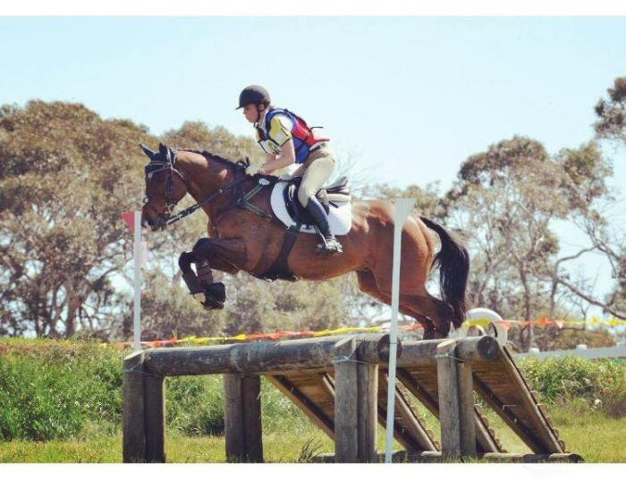 Super Pre-Novice Eventer