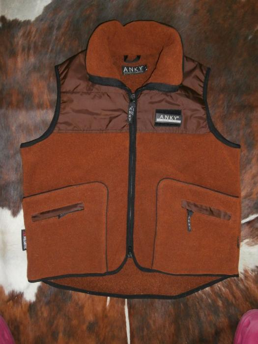 ANKY Technical Casuals Vest, RRP $250.00