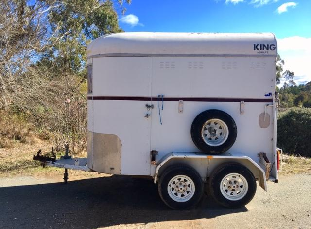 2003 2HSL King Horse Float - AUSTRALIAN MADE