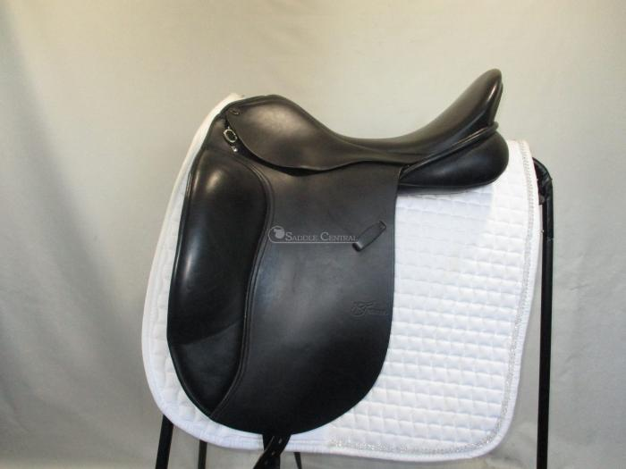 "Trainers Jessica Pro 18"" Dressage Saddle"