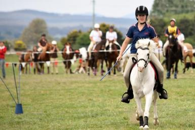 State Mounted Games 2015