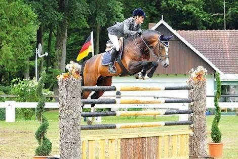 World Cup Showjumping mare INFOAL to Balou du Rouet son!!