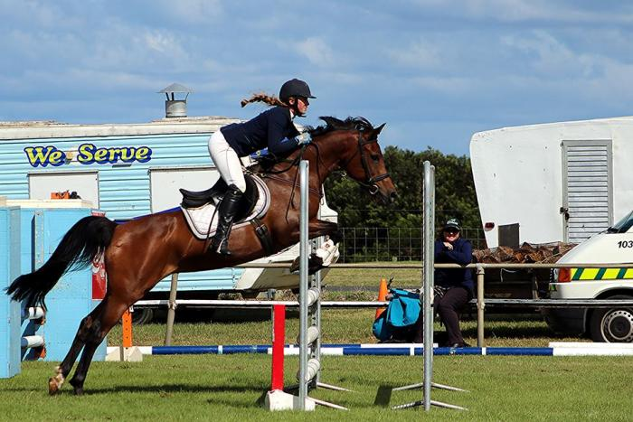 Brilliant all-rounder for ambitious young rider