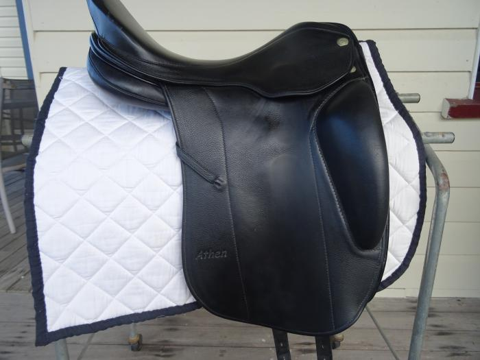 Sommer Athen Dressage Saddle