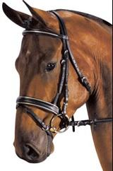 Kieffer Ulla Snaffle Bridle AS NEW + TAGS