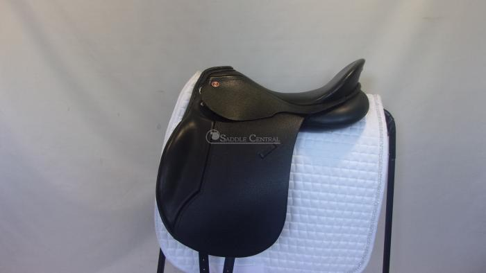 "Kieffer Europe CT 17"" Dressage Saddle"