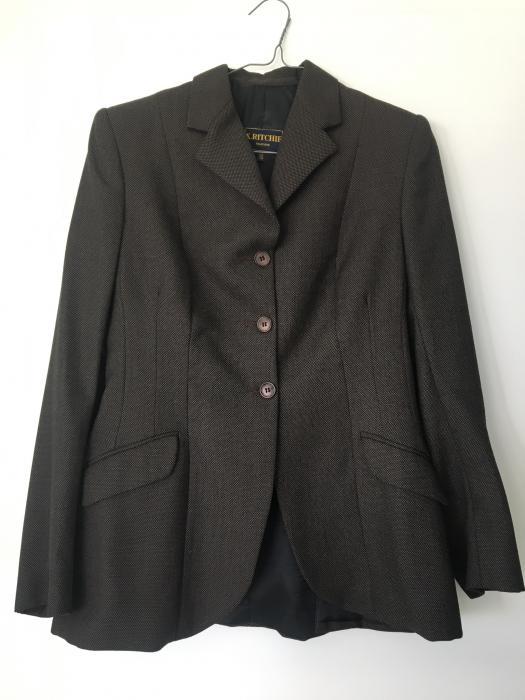 K Ritchie jacket NWT & free breeches!