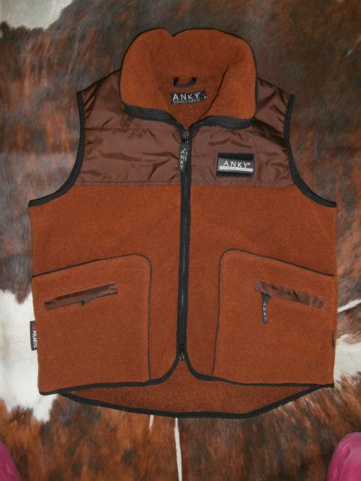 Anky Technical Casuals Vest