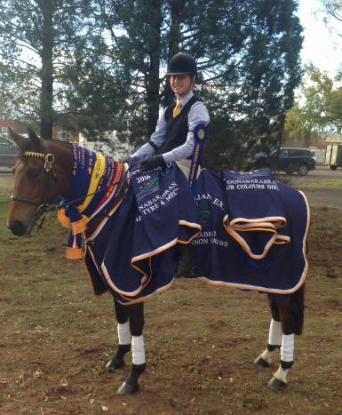 Coonabarabran horse expo 2016
