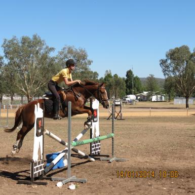 Coona Eventing Clinic 2014