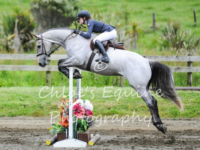 Extremely Talented 6yo Show Jumper