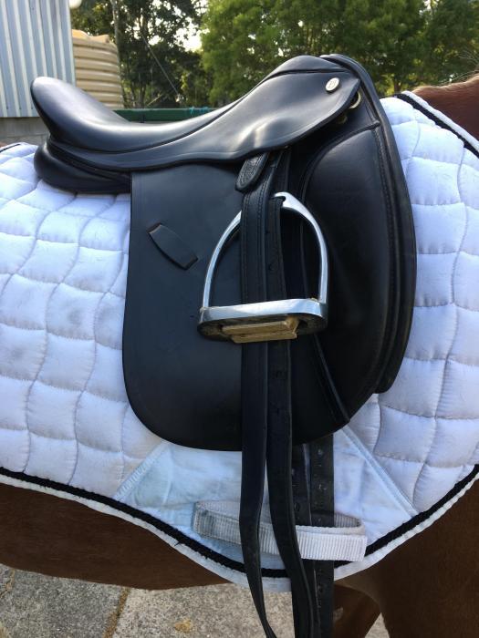 PJ Pony Saddle