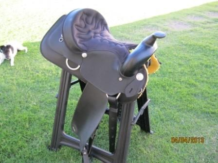 Bates Wintec Western Saddle Gatton/Twba