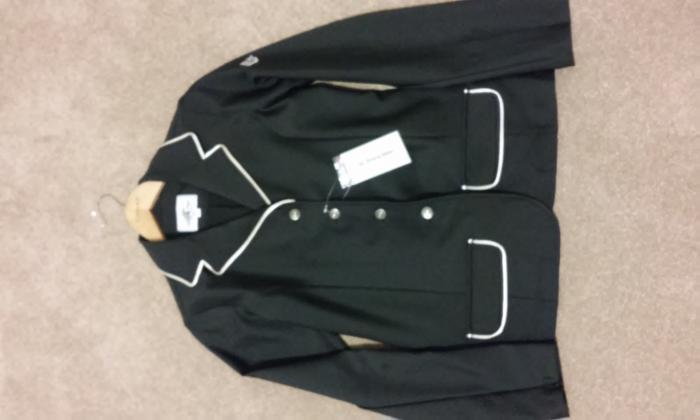 QJ Riding Jacket - Black
