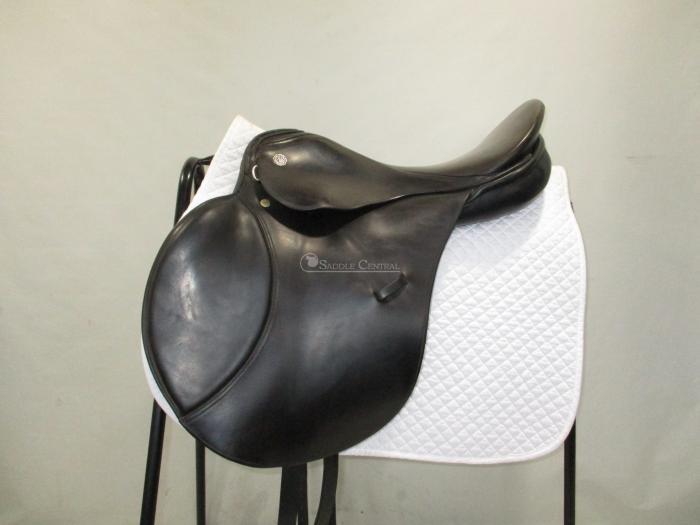 """Kieffer 17"""" Jump Saddle"""