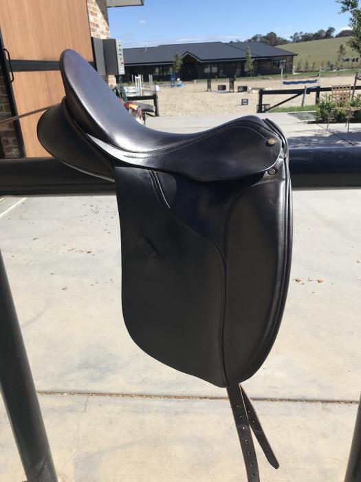 Peter Horobin Amazone Saddle