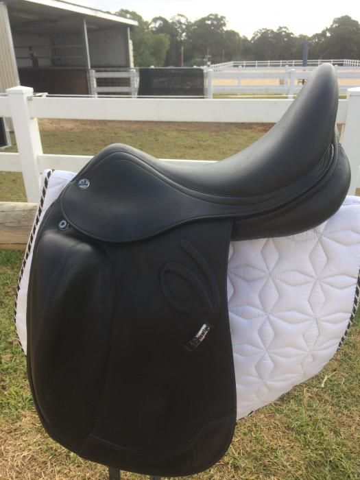 Prestige Verona Mono Flap Used Saddle