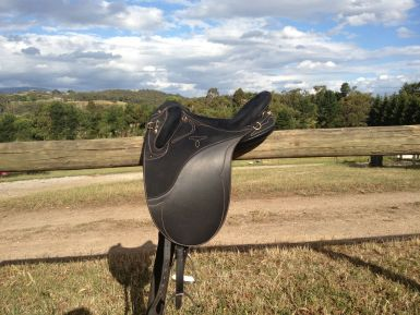 Fully mounted Stock Saddle