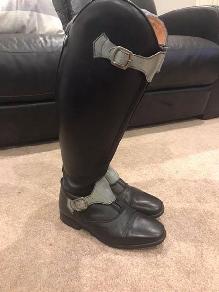 Celeris Polo Boots size UK 7 (39/40 AU)