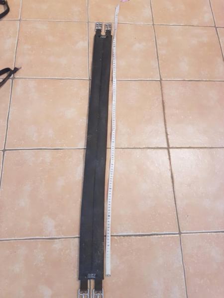 Black Wintec Girth 105cm