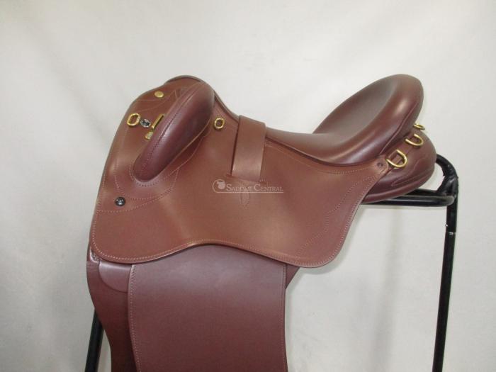 "Bates Kimberley 16"" (Small) Fender Stock Saddle"