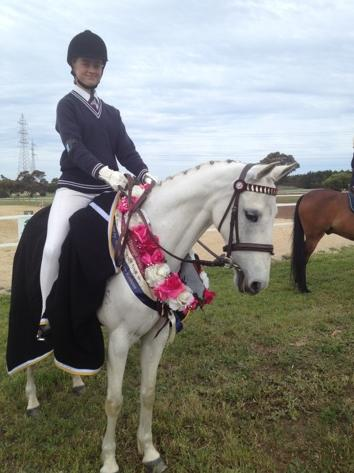 MY 1ST PONY: SCHOOLMASTER WORTH HIS WEIGHT IN GOLD