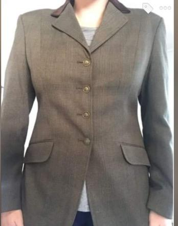 Ladies 16 Show Hunter Jacket