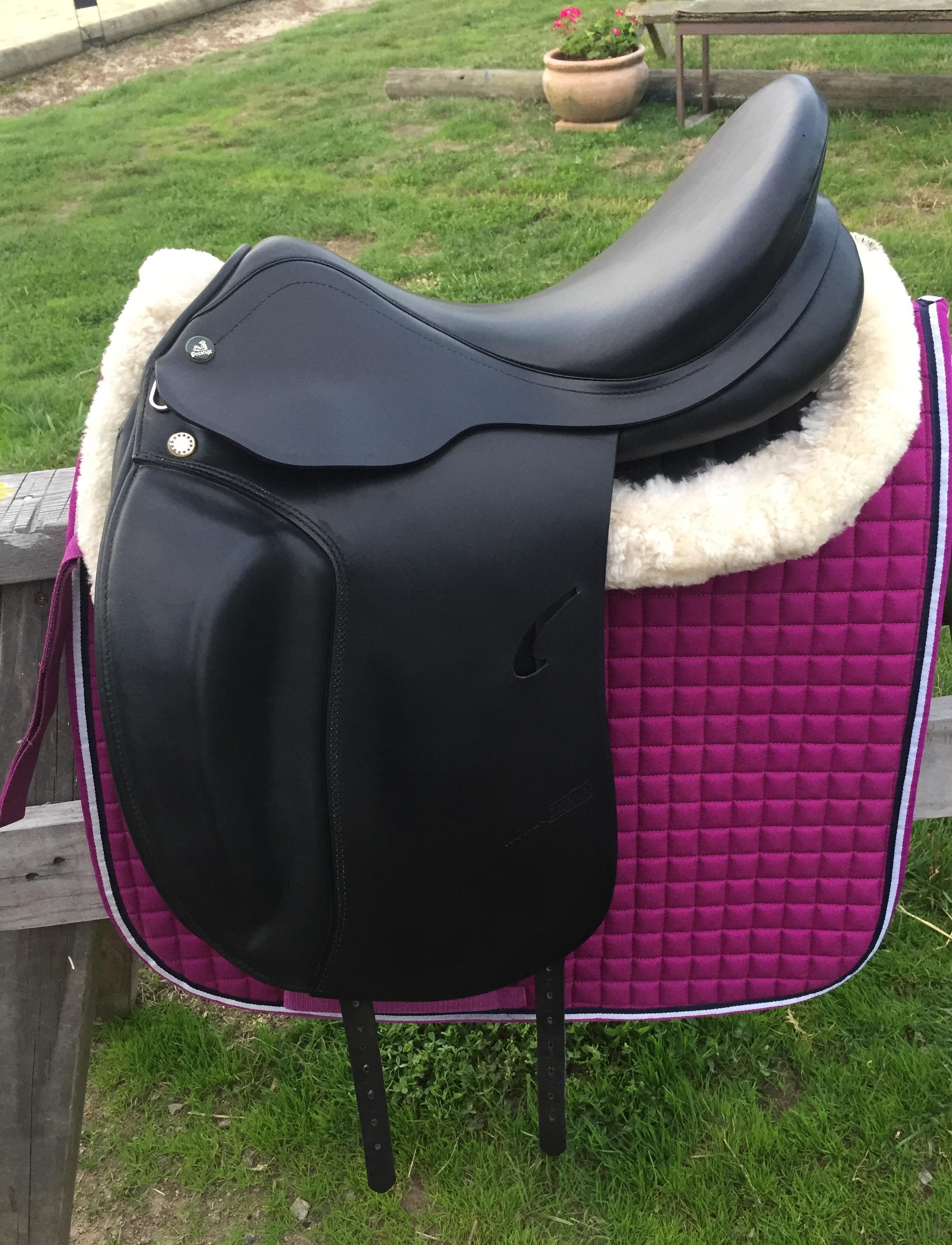 Prestige Roma Dressage Saddle