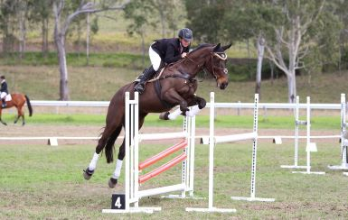 junior Grand Prix Jump-Off Glen Haven Park