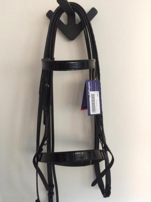 Hunter bridle - Collegiate unused
