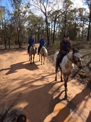 NPPC Trail Ride