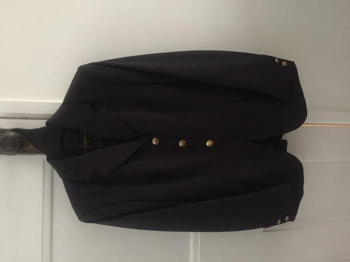 Navy K. Ritchie size 10