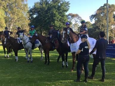 Equestrian Grand Final Presentations